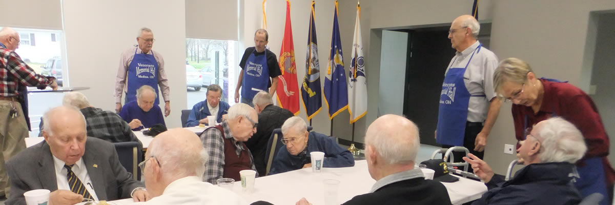 Honoring Senior Veterans